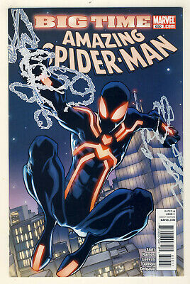 The Amazing Spider-Man #650 Nm Unread Copy 1St Stealth Suit Key Issue Marvel Htf