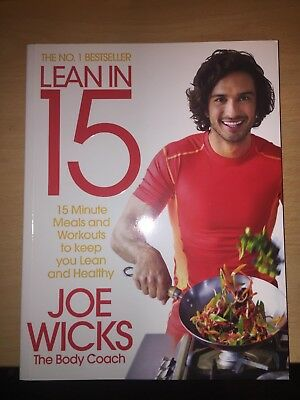 Lean in 15 - the Shift Plan: 15 Minute Meals and Workouts to Keep You Lean