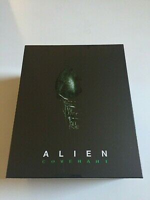 Alien Covenant - One Click Manta Lab Exclusive #10 Steelbook Mint & Sealed New