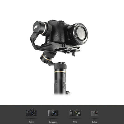 G6 Plus 3-Axis Handheld Gimbal Stabilizer for Cell Phone/Gopro/Canon/Sony Camera
