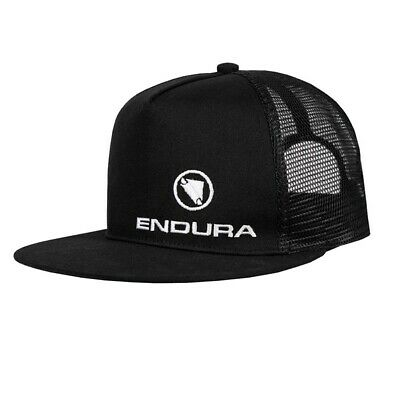- Endura One Clan Mesh Back Cap Cappellino Uomo, Nero