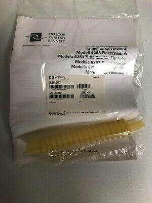 """LOT OF FIVE 7"""" Tapered Flex Tube Optional Accessory for Reusable Patient Circuit"""