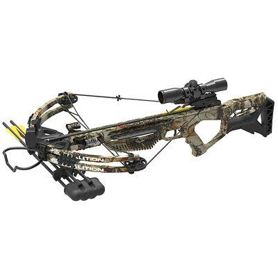 NEW 2019 PSE Coalition Crossbow in Camo