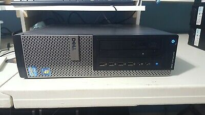 DELL OPTIPLEX 990 MT PC Quad Core i5-2400 3 10GHz 4GB RAM 250GB HDD