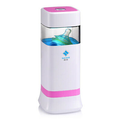 6 Minute Rechargeable Wireless Portable Electric Sterilizer Travel Bottle F7I8