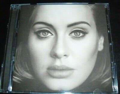 Adele 25 Twenty Five / Twentyfive  (Australia) Feat Hello CD - Like New