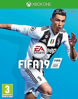 FIFA 19 Xbox One PAL UK New and Sealed
