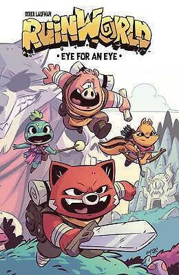 Ruinworld Tp Eye For An Eye (C: 0-1-2) Boom Entertainment