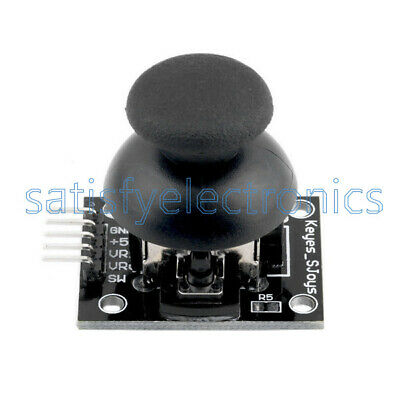 10PCS 5Pin JoyStick Breakout Module Shield PS2 Joystick Game Controller NEW