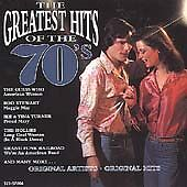 Various Artists : Greatest Hits 70s 1 CD