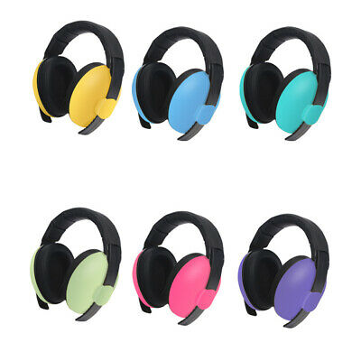 1Pc Hearing Protection Earmuff Soundproof Ear Muff Hearing Protector for Infant