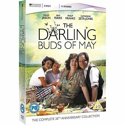 The Darling Buds of May: The Complete Series 1-3 (DVD BOX SET) Season one two 3