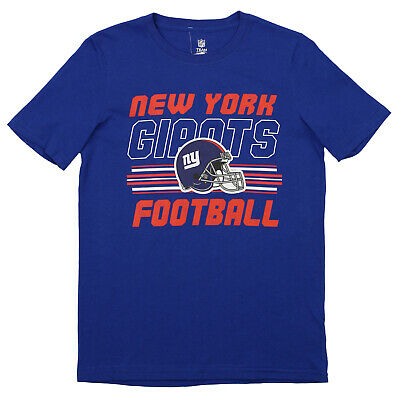 Outerstuff NFL Youth New York Giants  Team Color Short Sleeve Tee