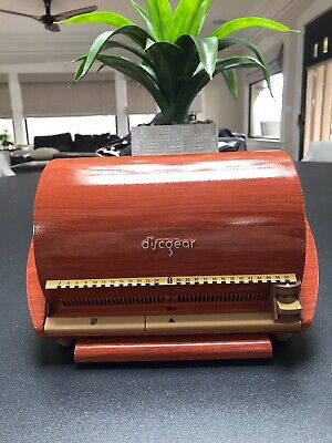 Discgear 50 CD or DVD Holder - Wood Finish - Great Condition