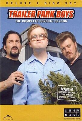 Trailer Park Boys - The Complete Season 7 New Dvd