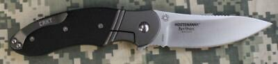 CRKT Ken Onion Hootenanny Flipper Folding Knife Liner Lock Drop Point K300KXP