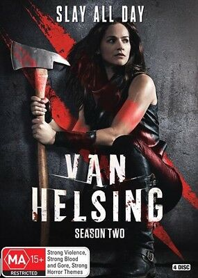 Van Helsing : Season 2 : NEW DVD