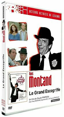 Le Grand Escogriffe Yves Montand  DVD NEUF SOUS BLISTER