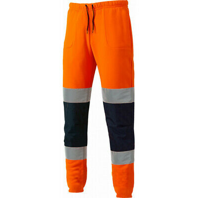 Dickies Mens Hi-Vis Polyester Reflective Jogger Safety Trousers/Pants