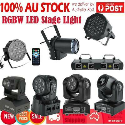 30/50/105W DMX512 RGBW Led Stage Strobe Light DJ KTV Head Moving Projector Disco
