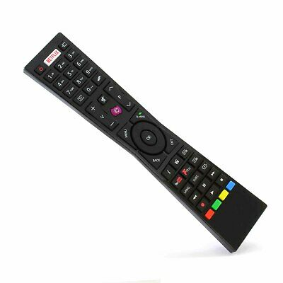 Budget Replacement JVC RMC3231 RM-C3231 Remote Control for JVC Smart 4K LED TV's