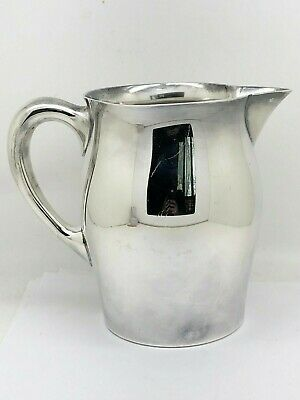 Reed & Barton 5662 Silverplate 20oz. Water Pitcher