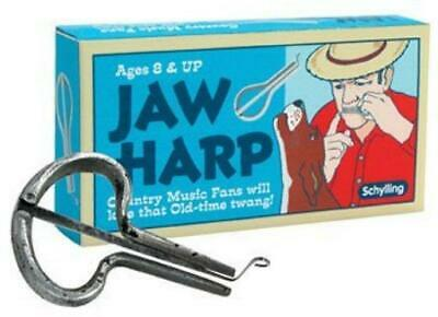 Jaw Harp by Schylling - Child's old fashioned musical instrument