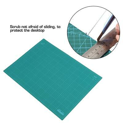 A2 Thick 5-Ply Self-Healing Craft Cutting Mat 2 Side Print Scrapbooking Quilting