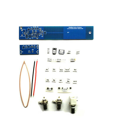 diy kit miniwhip active antenna hf lf vlf mini ship shortwave sdr rx