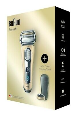 Braun Series 9  Men's Gold  Shaver Limited Edition gold (9299PS) ***RRP £199***