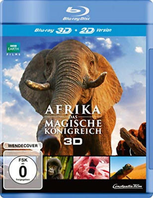 Various-Afrika-Das M.konigr (2D+3D Amaray) - (German Import) Blu-Ray Nuevo