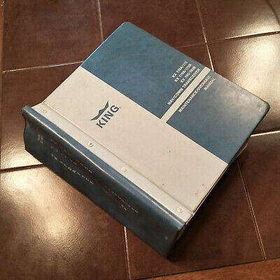 King Kx 170a And 175 Maintenance