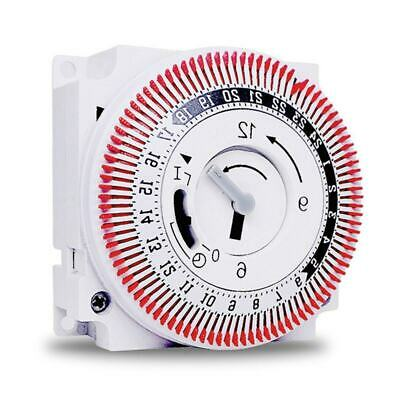 24 Hours Timing Switch Multi-functional Mechanical Timer Industrial Timing E3S3