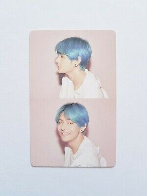 "K-Pop Bts Album ""Map Of The Soul : Persona"" Official V Photocard"