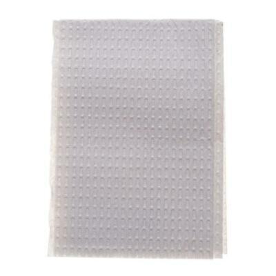 LOT OF 500! Disposable Patient Dental Tattoo Bibs 13x18 3ply Tissue Paper Towels