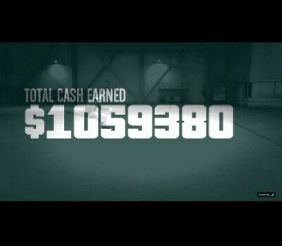 GTA 5 PS4 Online MOST TRUSTED SELLER! LIMITED PRICE AT £4.00