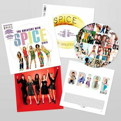 Spice Girls Greatest Hits LP Picture Disc Limited 2500 copies Pre-Order