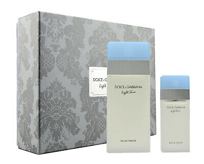 Dolce & Gabbana Light Blue 100ml Eau de Toilette & 25 ml Eau de Toilette OVP