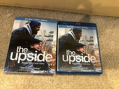 The Upside Bluray 1 Disc Set ( No Digital )
