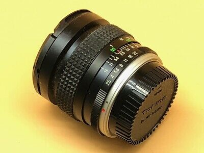 Mitakon 24mm f2.5 Prime Lens - For Contax/Yashica (C/Y) Mount