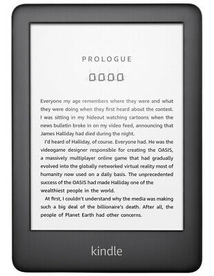 NEW Kindle Paperwhite eReader (2019) Anti-glare Display Reads Like Paper Wi-Fi