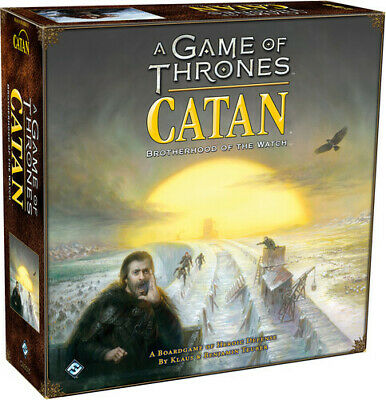 Game Of Thrones Catan: Brotherhood Of The Watch Games (Misc)