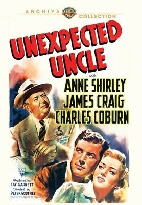 Unexpected Uncle [New DVD] Manufactured On Demand, Full Frame, Amaray Case