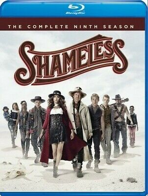 Shameless: The Complete Ninth Season [New Blu-ray] Manufactured On Demand, Box