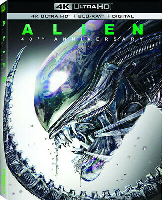 Alien - Alien [New 4K Ultra HD] With DVD, 4K Mastering