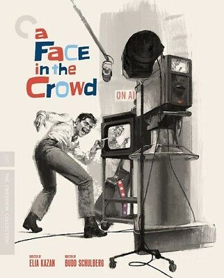 A Face in the Crowd (Criterion Collection) [New Blu-ray] 4K Mastering, Subtitl
