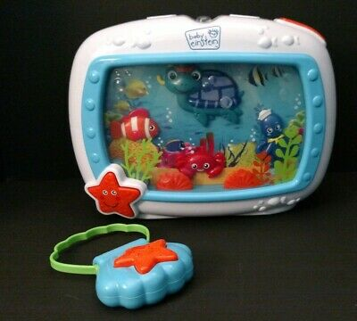 Baby Einstein Sea Dreams Soother Crib Attachment with Remote