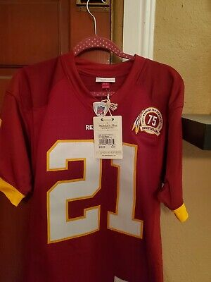 super popular c6837 2d532 SEAN TAYLOR WASHINGTON Redskins 2007 Air Schutt II Game ...