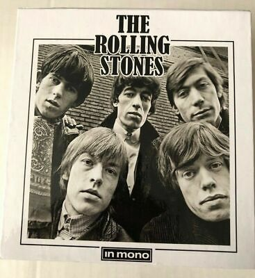 THE ROLLING STONES - In Mono (Free Ship From USA) 15-Disc CD Box Set Brand new