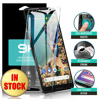 Premium Tempered Glass Screen Protector For Google Pixel 3 Lite/3A /3A XL 2019